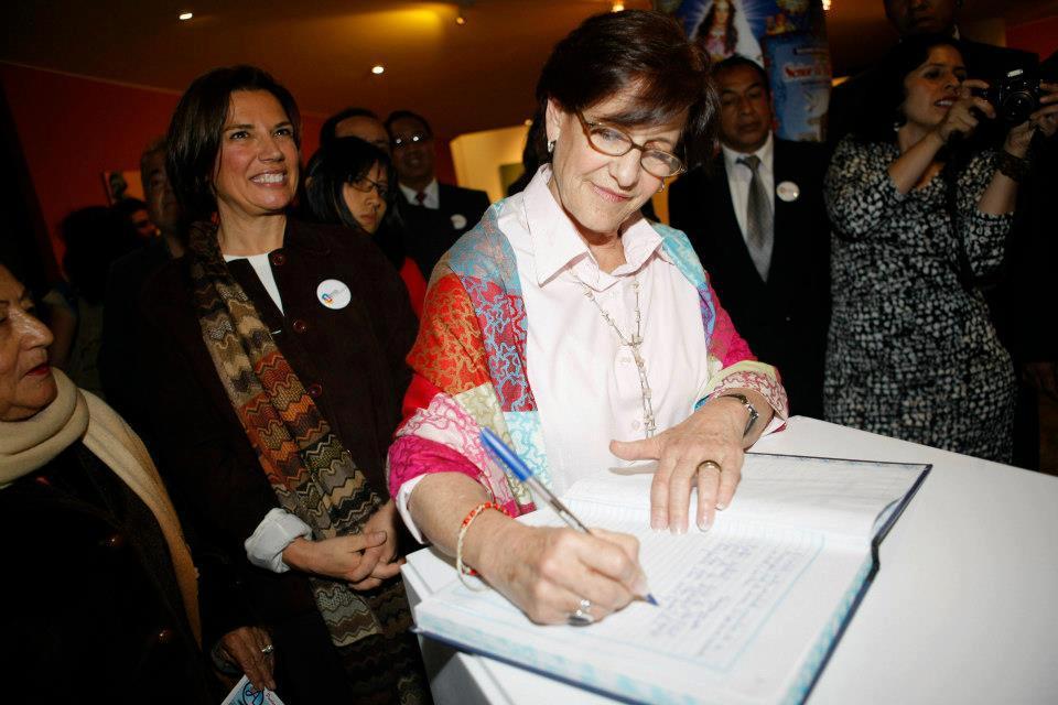53% a favor de la Revocatoria de Susana Villarán según Gfk